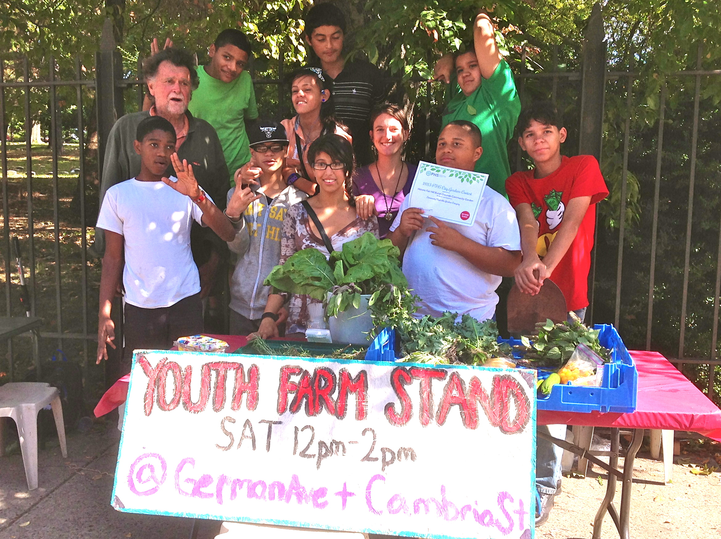 Youth Farmstand